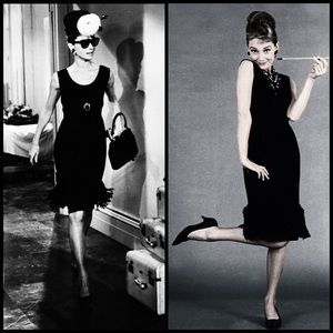 Dresses & Skirts - 1960s Black Dress